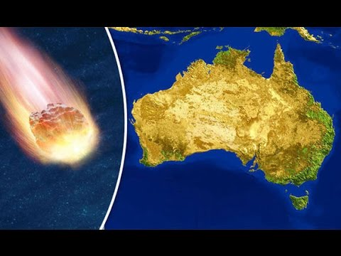 Meteor Crashes Into Coral Sea Off Queensland Australia -Shakes Houses Like An Earthquake