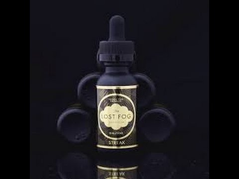 Streak from the Lost Fog Collection (E-Juice Review)