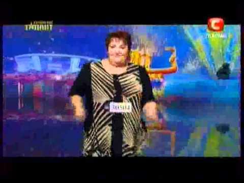 Украина мае талант 4 Харьков Ирина Димечева.mov