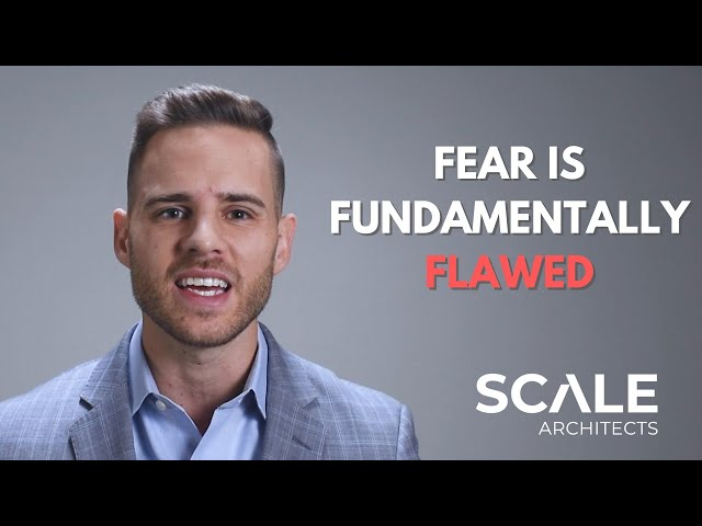 Fear is fundamentally flawed but incredibly useful