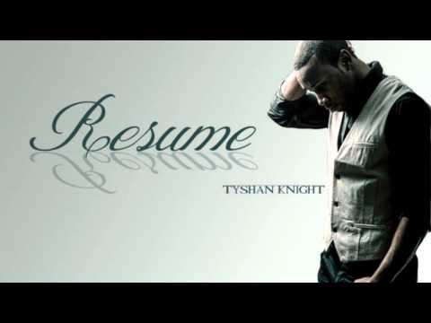 Tyshan Knight - Resume (Contemporary Christian)