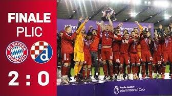 FC Bayern U23 - Dinamo Zagreb U23 2:0 | Finale des Premier League International Cup