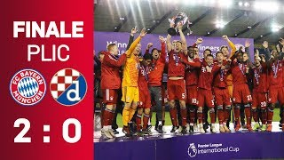 FC Bayern U23 - Dinamo Zagreb U23 2:0 | Finale des Premier League International Cup