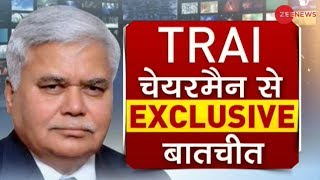 Exclusive: In conversation with Ram Sewak Sharma, Chairman, TRAI