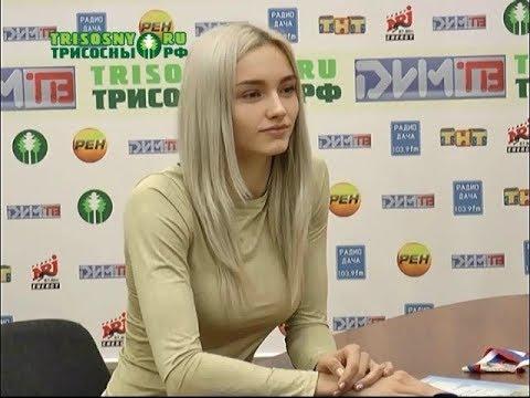 Боксёрша с модельной внешностью стала финалисткой Кубка России