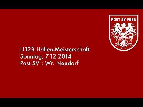 Hockey U12B Post SV : Wr. Neudorf