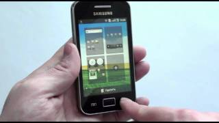 Обзор телефона Samsung S5830 Galaxy Ace от Video-shoper.ru