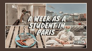 A Productive Week as a Culinary Student in Paris (Le Cordon Bleu, LCB) - (Indo Subs)