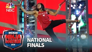 Daniel Gil at the National Finals: Stage 2 - American Ninja Warrior 2016