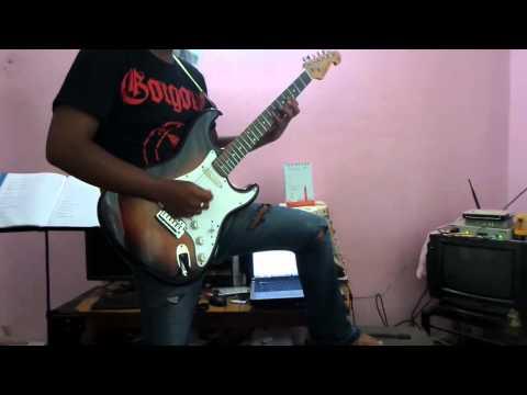 Nagin  The Lady Cobra - Guitar Cover