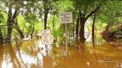 June 2015 Flooding @ Wichita River & Lucy Park - Wichita Falls, Texas