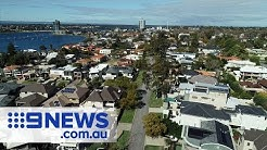 House prices set to slump up to 11 percent in some Aussie suburbs | Nine News Australia