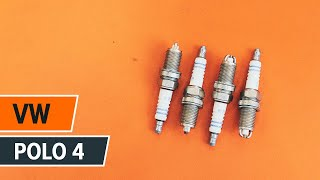 Jak vyměnit zapalovací svíčka na VW POLO 4 NÁVOD | AUTODOC