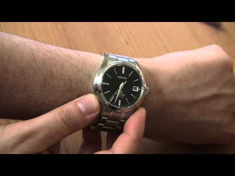 Grand Seiko Hi-Beat SBGH005 Watch Review