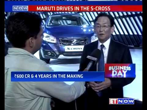 Maruti Suzuki's S Cross Premium Launch | Sales Through Premium NEXA Dealership Outlet