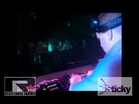 r t.v @ sticky 2 july 2011, RESISTANCE FAMMO & DJ SPICE.mp4