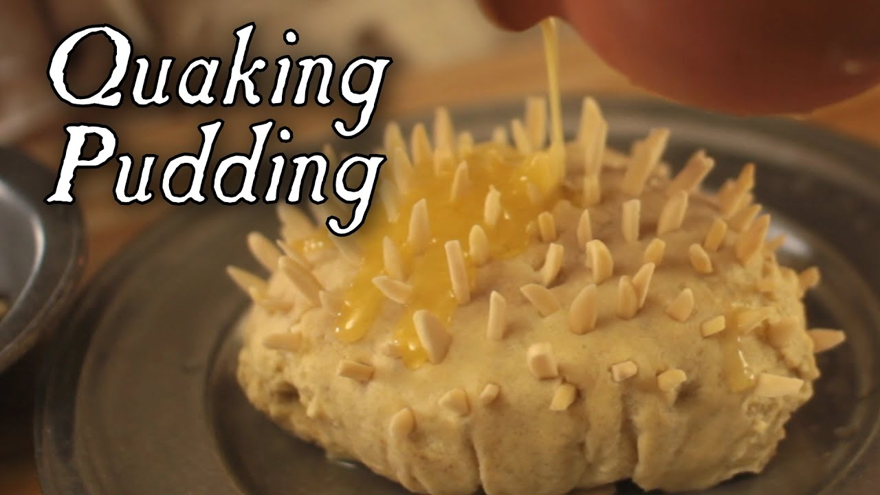 Download How to make a Quaking Pudding - Boiled Puddings Part 2 - 18th Century Cooking Series S2E3