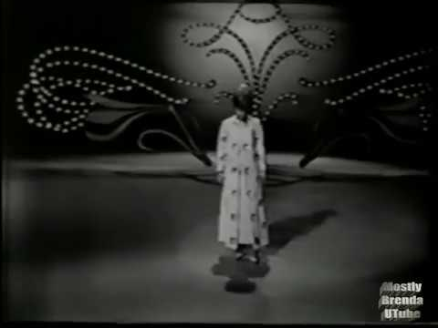 Brenda Lee  Live - Who Can I Turn To?