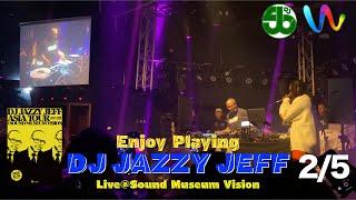 2020/01/10 DJ JAZZY JEFF ASIA TOUR @ SOUND MUSEUM VISION  2/5