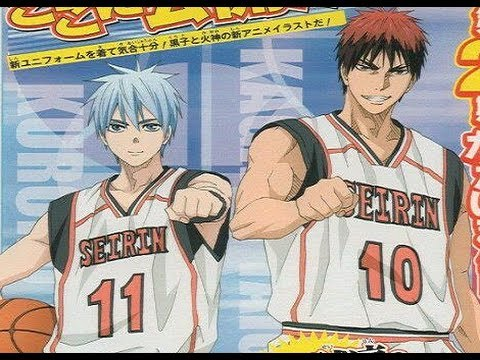 Kuroko's Basketball Season 1 Episode 7 Review – Lonewolf93