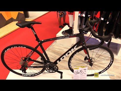 f5e364ce47f 2017 Look 765 Disk Road Bike - Walkaround - 2016 Eurobike