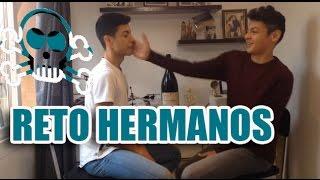 EXTREMO JUDIAS CHUNGAS!//RETO GRAGEAS CHUNGAS CON MI HERMANO