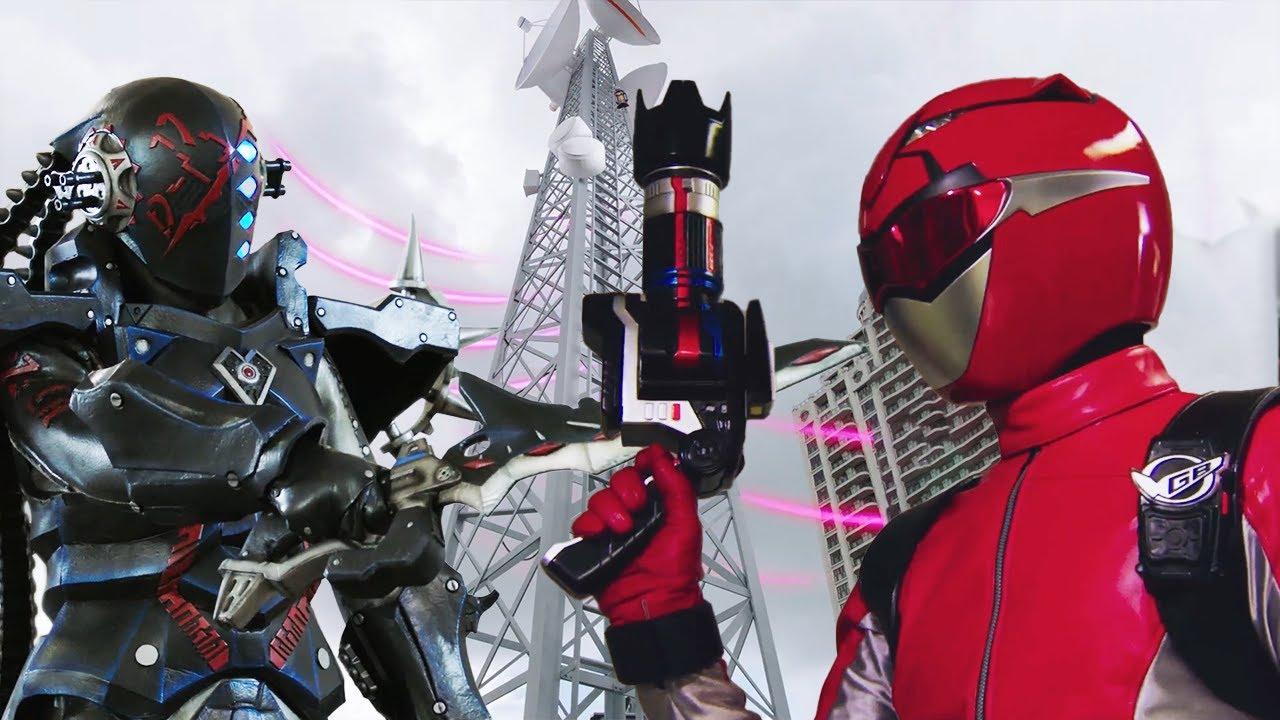 Terrible problema de la torre 📡 Los Mejores Momentos 🐅 Beast Morphers ⚡ Power Rangers en Español
