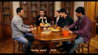 Taqnvac Ser - Episode 135 - 28.10.2016