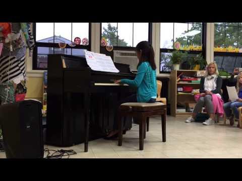 16 June 2015 – SONIA PIANO RECITAL (German International School Boston)