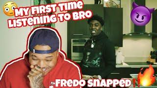 Fredo Bang - The Box Freestyle REACTION | JessieT Tv