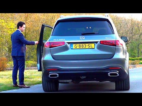 2020 Mercedes GLS AMG - Full Review GLS 400d Drive Interior Sound Exterior Infotainment