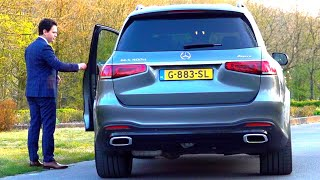 2020 Mercedes GLS AMG - Full Review GLS 400d Drive Interior Sound Exterior Infotainment