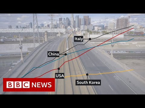 US Death Rates V UK, Italy And South Korea - BBC News