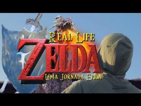 0 Zelda Real Life   Uma Jornada ÉPICA