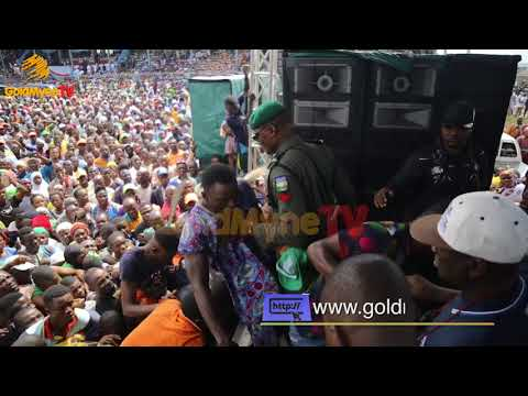 K1 DE ULTIMATE AT OSOGBO GOVERNORSHIP COMPAIGN PART 2