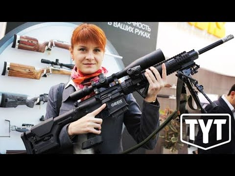 ARRESTED: Alleged Russian Spy Used NRA To Manipulate Republicans