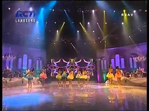 Download JKT48 - Yuuhi Wo Miteruka Konser Menuju Miss World Indonesia 29 juli 2013