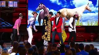 Comedy club унижает Казахов