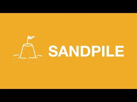 Sandpile 2018 01 30 -  Finding The Best BC Partner For The Job