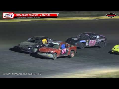 Stock Car, Modified B Features/Compact A Feature - US 30 Speedway - 9/14/19