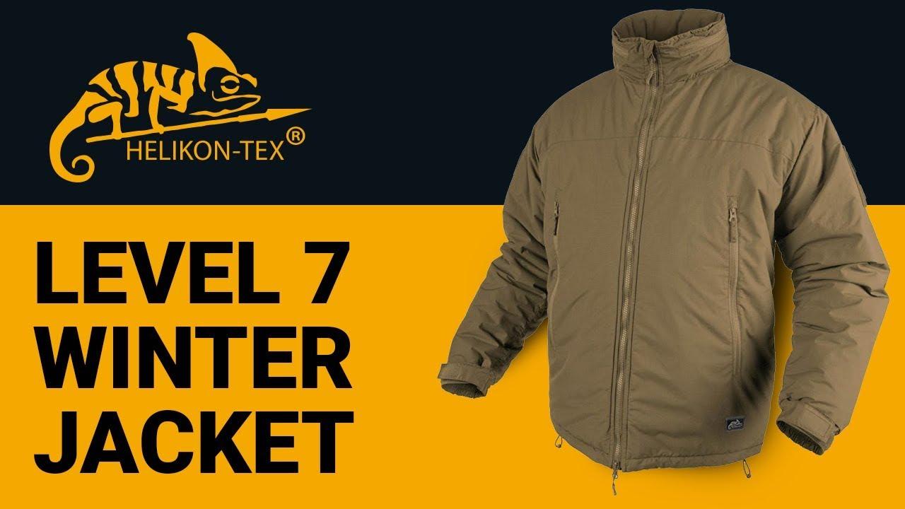 tout neuf 29fb2 47880 LEVEL 7 Lightweight Winter Jacket - Climashield® Apex 100g