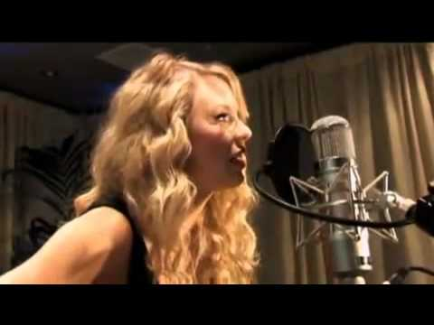 Taylor Swift Our Song Live at the Engine Room