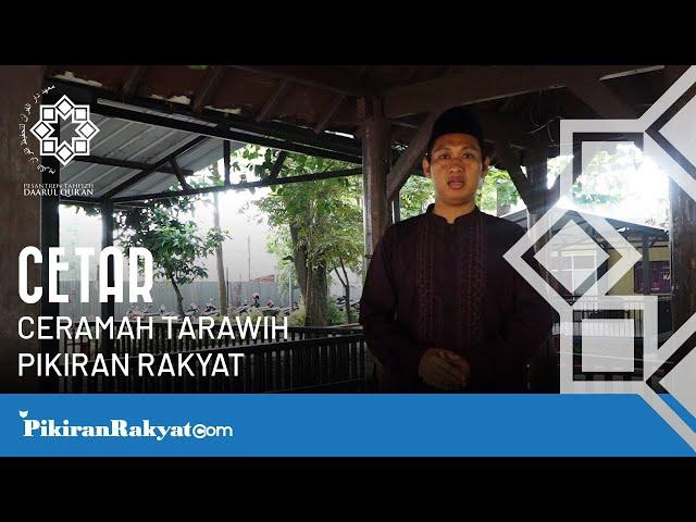 'Fitrohnya Ramadhan' Ada Komitmen untuk Bertemu Kebesaran Ramadan