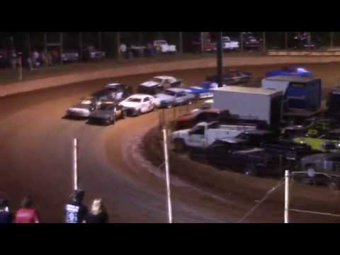 Winder Barrow Speedway Stock Four Feature Race 5/23/15