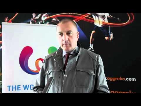 Rafal Dutkiewicz, Mayor of Wroclaw, Poland