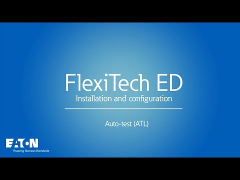 FlexiTech ED (ATL) - How to install and configure ?