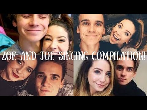 Zoe and Joe Singing Compilation!!