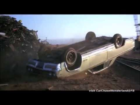 '64 Olds 98 car chase in Hammer