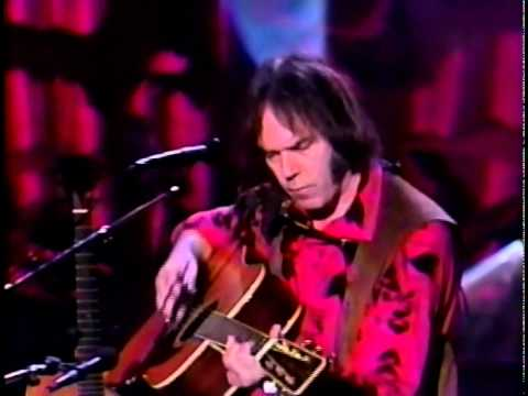Neil Young - Harvest Moon + interview [January 1993]